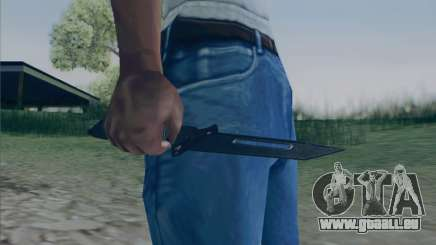 Battlefield 2142 Knife für GTA San Andreas