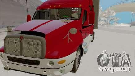 Kenworth T2000 v2.9 für GTA San Andreas