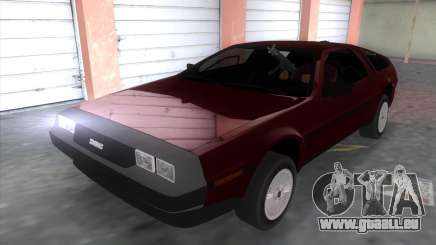 Delorean DMC für GTA Vice City