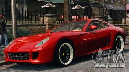 Ferrari 599 GTB Hamann 2006 für GTA 4