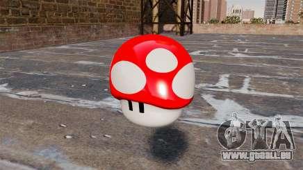 Granatapfel Mushroom Mario für GTA 4