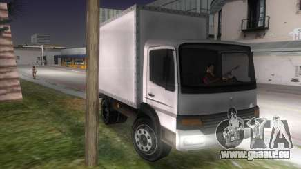 Mercedes Benz Atego pour GTA Vice City