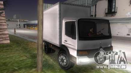 Mercedes Benz Atego für GTA Vice City