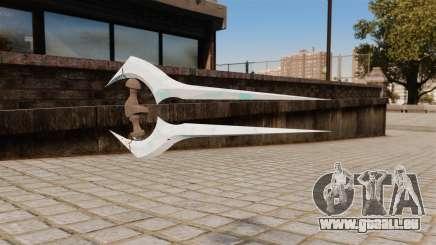 Energie-Schwert Halo für GTA 4