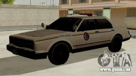 North Yanton Police Esperanto de GTA 5 pour GTA San Andreas