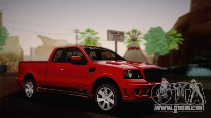 Saleen S331 Supercab 2008 pour GTA San Andreas