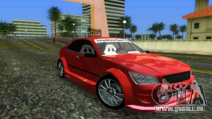 Lexus IS200 pour GTA Vice City