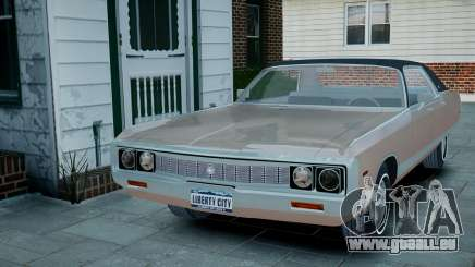 Chrysler New Yorker 1971 pour GTA 4