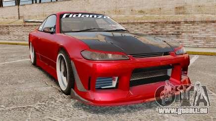 Nissan Silvia S15 pour GTA 4
