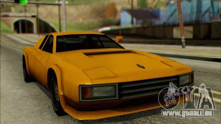 VC Cheetah für GTA San Andreas