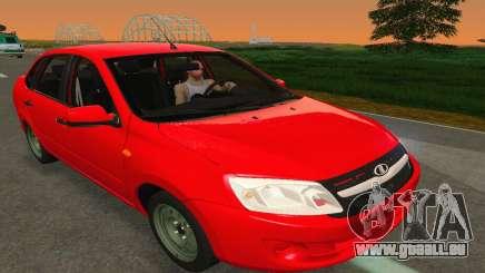 VAZ 2190 Grant Lager für GTA San Andreas