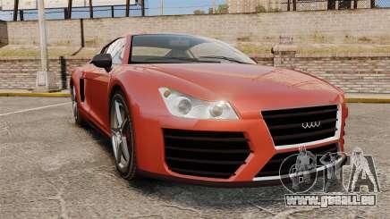 GTA V Obey 9F für GTA 4