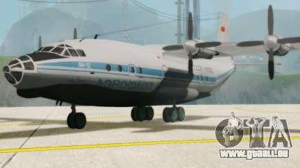 Die an-12 Aeroflot für GTA San Andreas