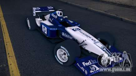 BMW Williams F1 pour GTA San Andreas