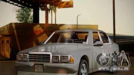 GTA III Kuruma pour GTA San Andreas