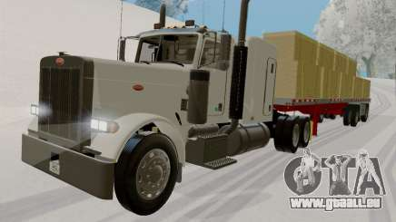 Peterbilt 379 Flat Top 2005 pour GTA San Andreas