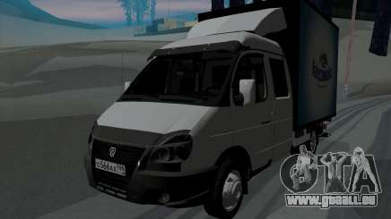 Businessgazelle 33023 für GTA San Andreas