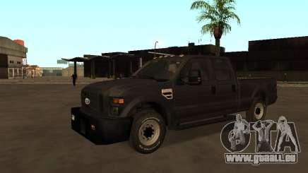 Ford F-350 ATTF pour GTA San Andreas