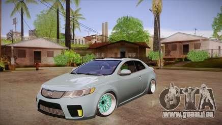 Kia Cerato für GTA San Andreas