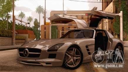 Mercedes-Benz SLS AMG 2010 pour GTA San Andreas