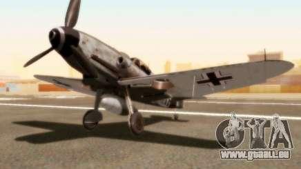 Bf-109 G10 pour GTA San Andreas