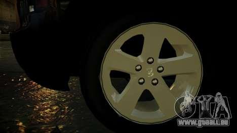 Dodge Charger LAPD 2008 für GTA 4 Seitenansicht