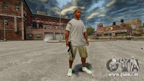 Franklin Clinton v3 pour GTA 4