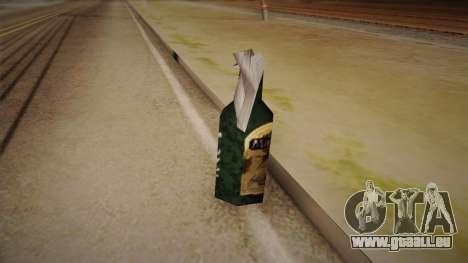 Cocktail Molotov de Max Payne pour GTA San Andreas