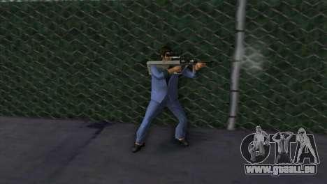 Steyr AUG pour GTA Vice City