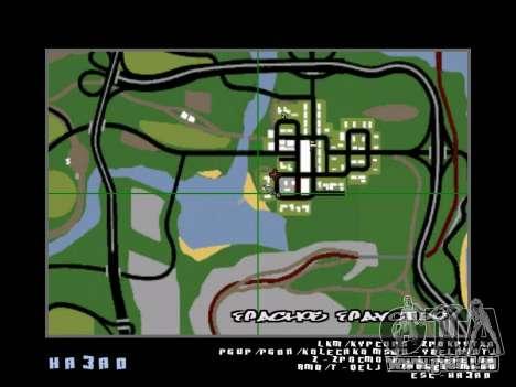 Ein Mythos über den Fischer für GTA San Andreas siebten Screenshot