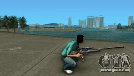 AWP für GTA Vice City zweiten Screenshot