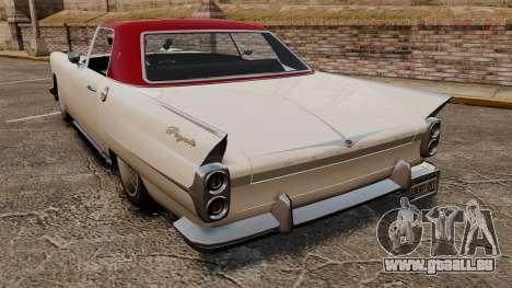 Peyote 1950 v2.0 pour GTA 4 Vue arrière de la gauche