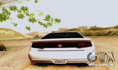Buffalo de GTA V pour GTA San Andreas salon