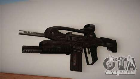 XM-586 für GTA San Andreas