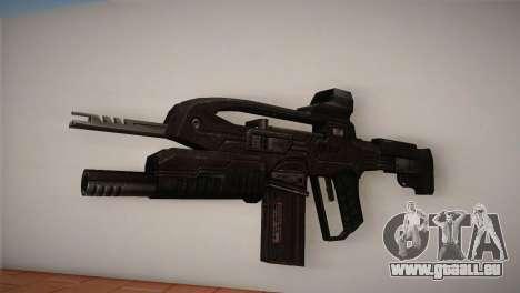 XM-586 pour GTA San Andreas