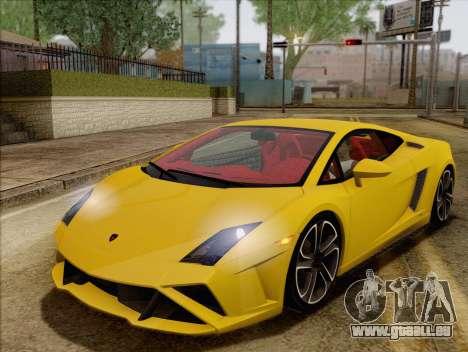 Lamborghini Gallardo 2013 pour GTA San Andreas