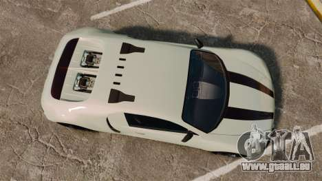 GTA V Truffade Adder [EPM] für GTA 4 rechte Ansicht
