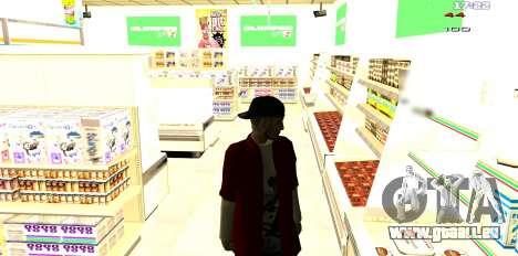 Zwei innen-Verwandte ändern für GTA San Andreas fünften Screenshot