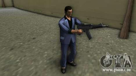 Compact automatique Dragunov (MA) GTA Vice City pour la troisième écran