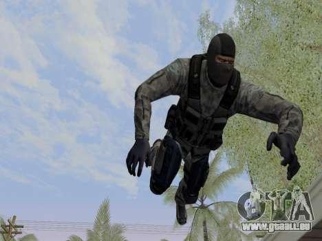 Cell für GTA San Andreas zweiten Screenshot