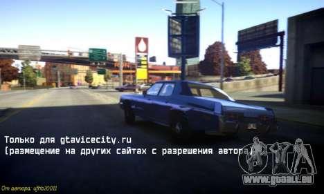 Neue Klänge von Maschinen V 1.0 für GTA 4 dritte Screenshot