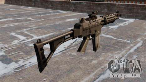 FN FNC-Sturmgewehr für GTA 4 Sekunden Bildschirm