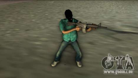 M4 Carbine pour GTA Vice City