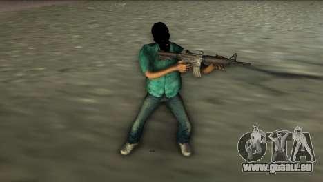 M4 Carbine für GTA Vice City