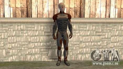 Renard gris pour GTA San Andreas