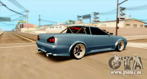 Elegy pickup v2.0 für GTA San Andreas linke Ansicht