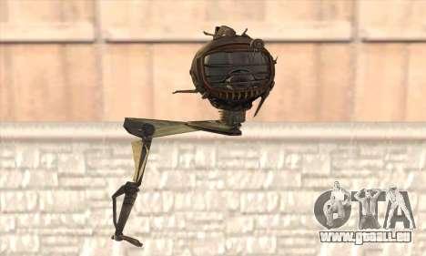 Robo Fallout 3 pour GTA San Andreas