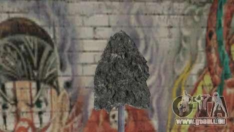 Rohr mit Beton für GTA San Andreas zweiten Screenshot