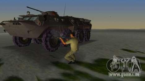 Afghan GTA Vice City pour la troisième écran
