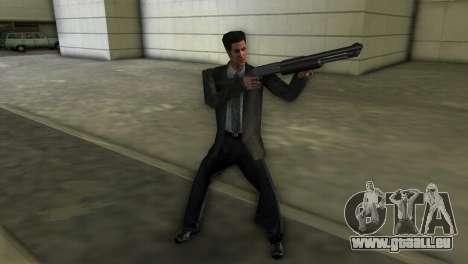 Max Payne pour le quatrième écran GTA Vice City